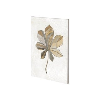 Mercana Leafy Patterns 2 (27 x 38) Made to Order Canvas Art