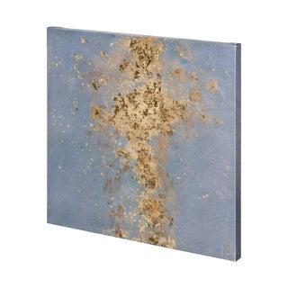 Mercana Concrete Gold 1 (41 x 41) Made to Order Canvas Art