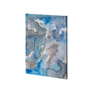 Mercana Subtle Blues II-2736 (27 x 36) Made to Order Canvas Art