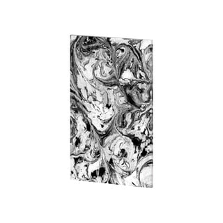 Mercana Obsidian I (28 x 42) Made to Order Canvas Art