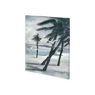 Mercana White Shadows II (28 x 35) Made to Order Canvas Art