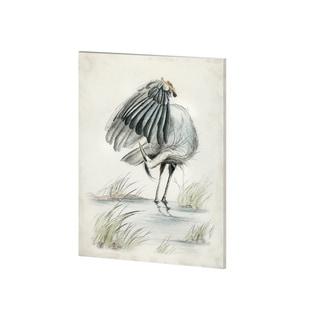 Mercana Blue Heron (27 x 36) Made to Order Canvas Art
