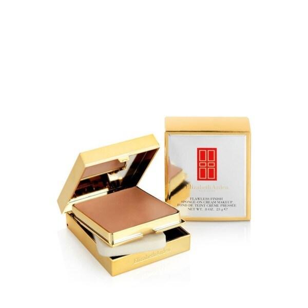 Shop Elizabeth Arden Flawless Finish Sponge On Cream Makeup Chestnut