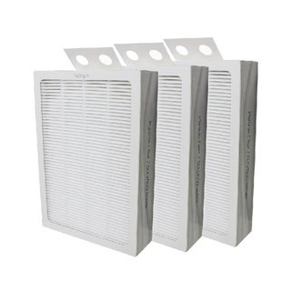 Replacement Compatible with Blueair 500/600 Series Particle Filter - White