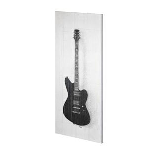 Mercana Guitar II (32 x 72) Made to Order Canvas Art