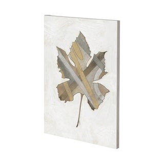 Mercana Leafy Patterns 4 (35 x 49) Made to Order Canvas Art