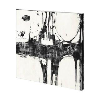 Mercana Back Lighting II (44 x 44) Made to Order Canvas Art