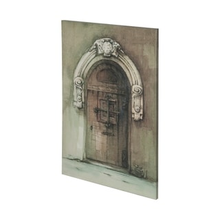 Mercana Door I (40 x 60) Made to Order Canvas Art