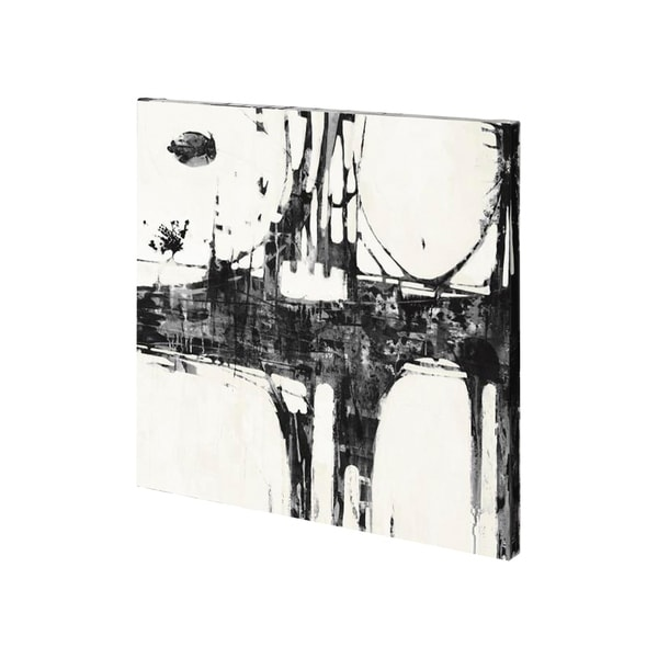 Mercana Back Lighting II (30 x 30) Made to Order Canvas Art