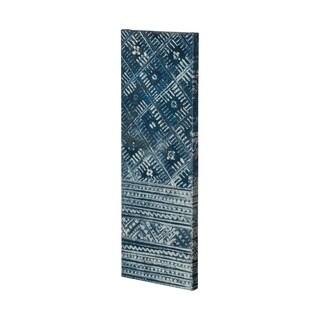 Mercana Indochina Batik II (24 x 72) Made to Order Canvas Art