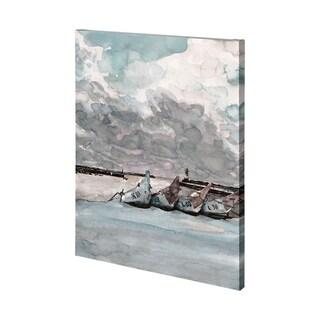 Mercana Minato II (36 x 48) Made to Order Canvas Art