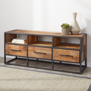 Carbon Loft 3-drawer Multi Color Sofa Table