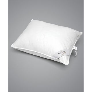 Enchante Home Luxury Goose Down Queen Pillow - Firm