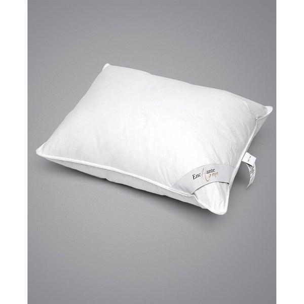 Shop Enchante Home Luxury Goose Down Queen Pillow Firm
