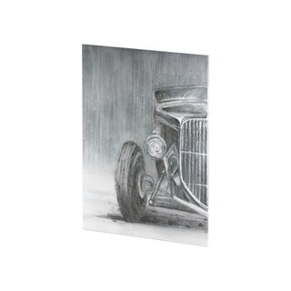 Mercana Roadster I (30 x 42) Made to Order Canvas Art