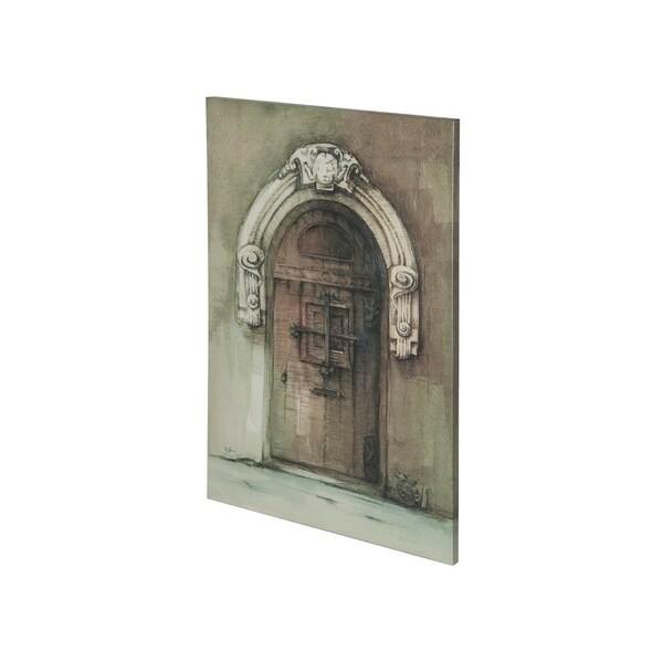 Mercana Door I (28 x 42) Made to Order Canvas Art