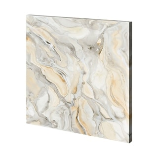 Mercana Alabaster IV (44 x 44) Made to Order Canvas Art