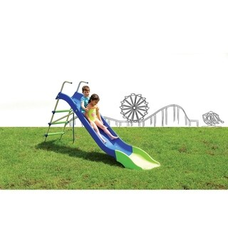 Large Childrens Slide with Water Feature