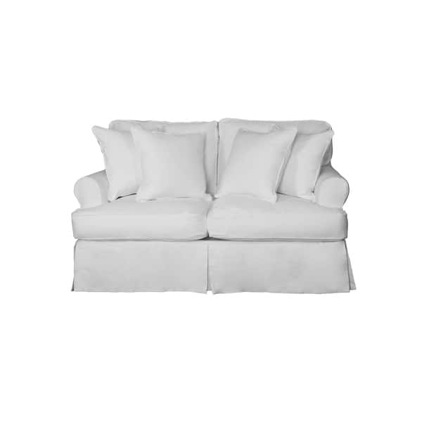 Sunset Trading Horizon T Cushion Loveseat Slipcover