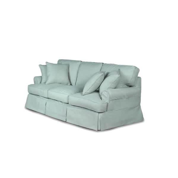 Shop Sunset Trading Horizon T-Cushion Sofa Slipcover ...