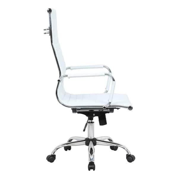 Alera Fraze High Back Swivel Tilt Chair Black Leather ...