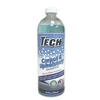 TECH Carpet & Upholstery Shampoo 24 oz