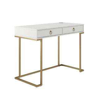 CosmoLiving by Cosmopolitan Camila Writing Desk