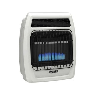 Dyna-Glo  Blue Flame  300 sq. ft. 10000 BTU Wall Heater  Natural Gas/Propane
