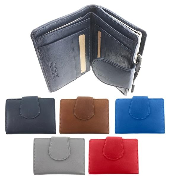 Faddism Multi purpose tri fold magnet coin slot with ID slot Model 106