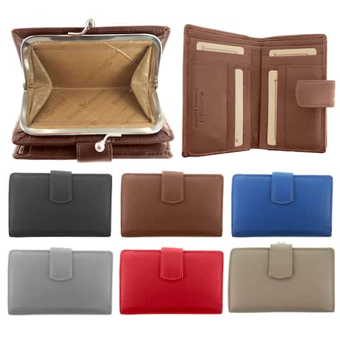 443847e76ff Buy Trifold Women's Wallets Online at Overstock | Our Best Wallets Deals