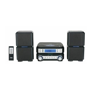 Digital CD Microsystem with AM/FM Stereo Radio