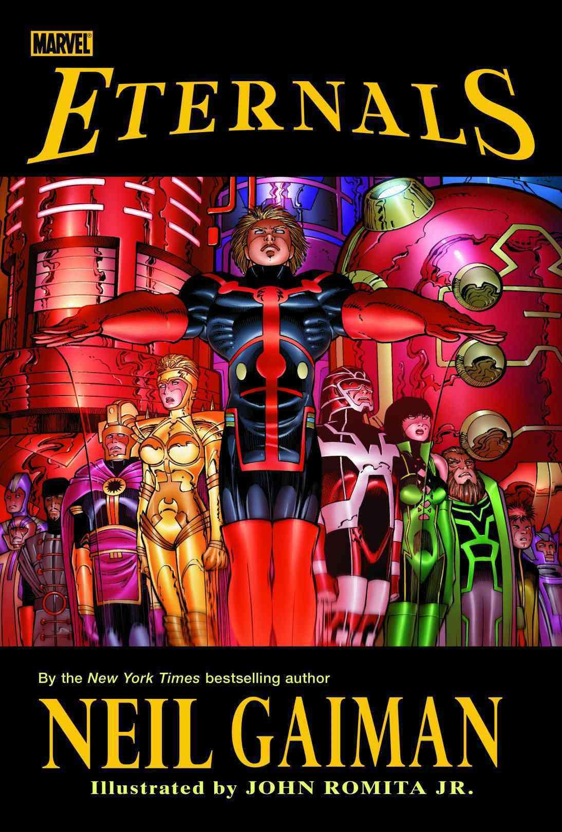 Eternals (Paperback)