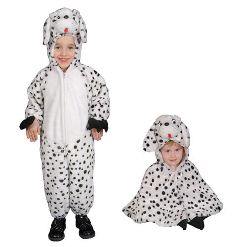 Brave Little Dalmatian Children's Costume