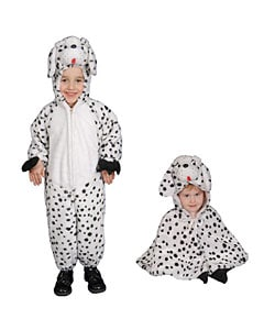 Brave Little Dalmatian Children's Costume - Thumbnail 0