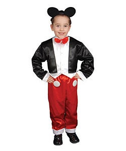 Deluxe Mr. Mouse Children's Costume Set