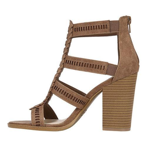 Fergalicious Vellore Strappy Sandal(Women's) -Doe Oiled Fabric Buy Cheap 100% Authentic ioPhnlFvI