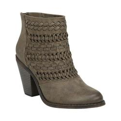 Women's Fergalicious Wanderer Bootie Olive Oiled Fabric