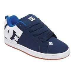Men's DC Shoes Court Graffik Navy/Royal