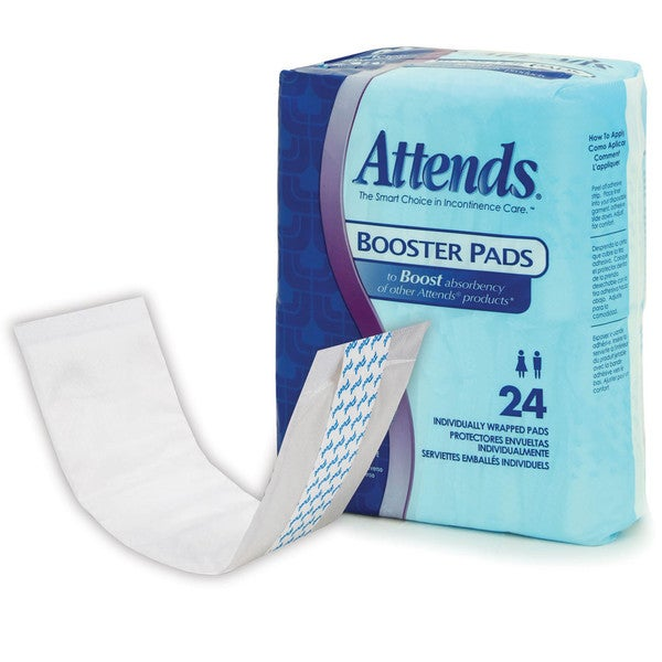 Attends Booster Pads (Case of 192)