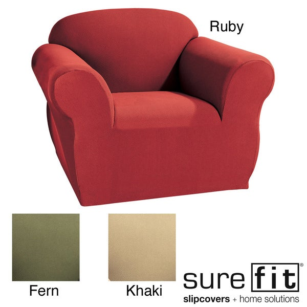 Sure Fit Regency Washable Chair Slipcover