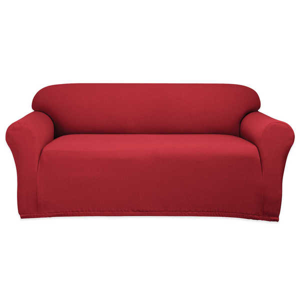 Sure fit regency washable sofa slipcover free shipping for Washable couch cover