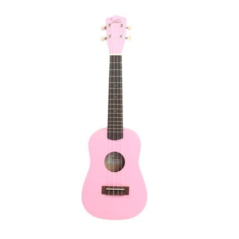 "Glarry UK102 23"" 8 Colors Rosewood Fingerboard Basswood Concert Ukulele With Bag"