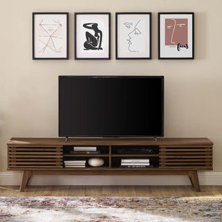 Carson Carrington Espoo 70-inch Entertainment Center TV Stand - n/a