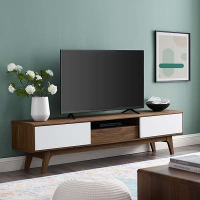 Buy Modern Contemporary Tv Stands Entertainment Centers Modway Online At Overstock Our Best Living Room Furniture Deals