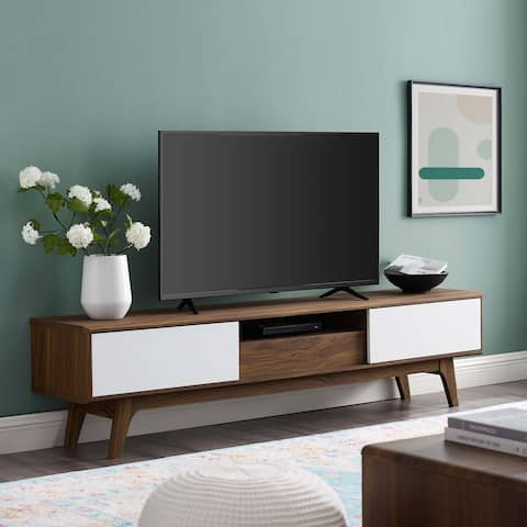 """Envision 70"""" Media Console Wood TV Stand - n/a"""