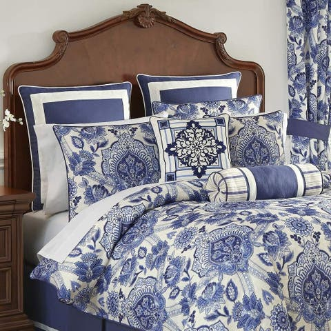 Leland 4pc Comforter Set