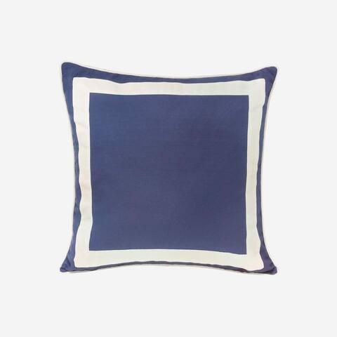 Croscill Leland Blue European Sham