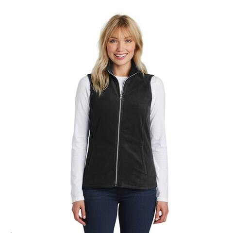 Port Authority Microfleece Athletic Fleece Vest, Colors Galore