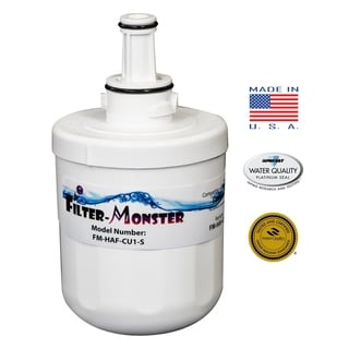 Replacement Compatible with Samsung DA29-00003B Refrigerator Filter - White