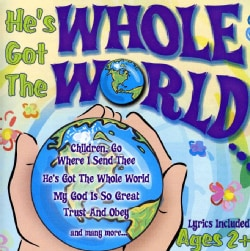 St Johns Children Choir - Hes Got the Whole World in His Hands